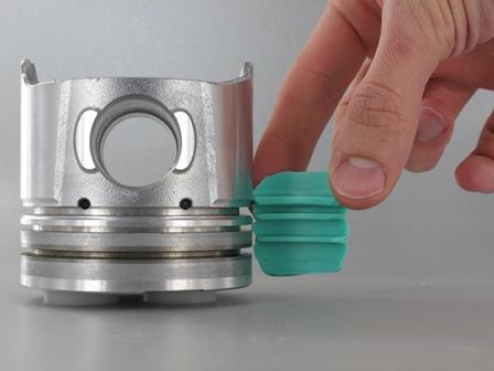 Plastiform PS-AD resina dimensionale per replica gole