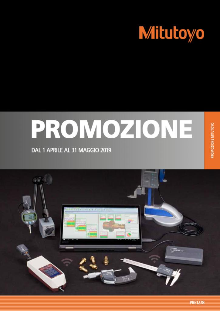 Promo 2019 Mitutoyo Ramico Torino