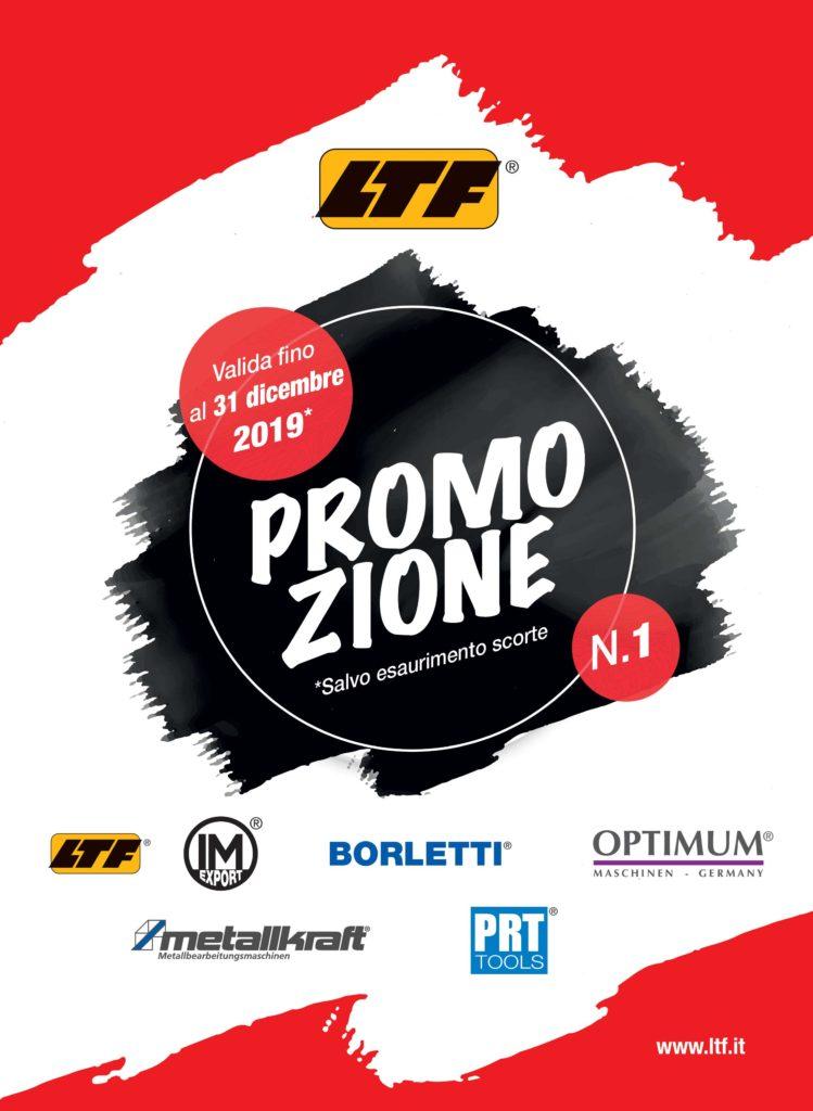 PROMO LTF N.1 2019 Ramico Torino Strumenti di Misura