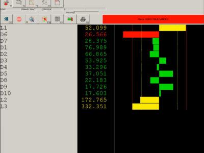 HMI Software Exameca Risultati Ramico
