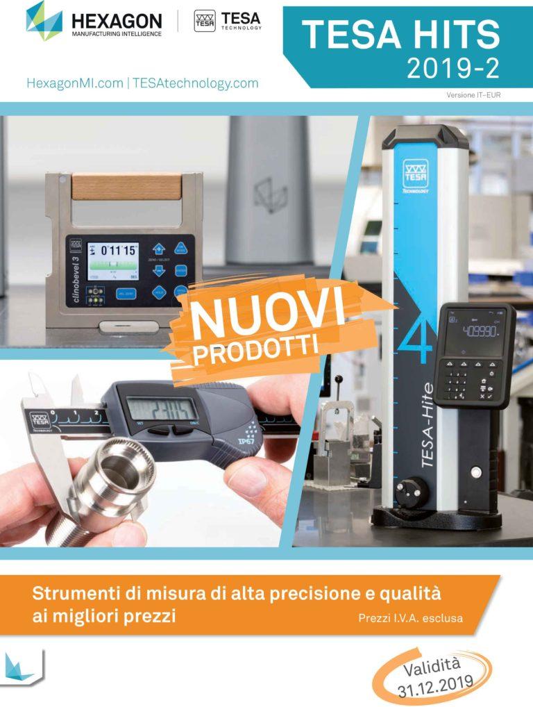 TESA Hits 2019-2 IT EUR Ramico Strumenti di Misura Torino