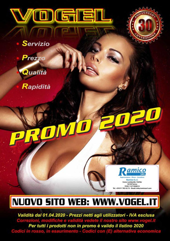 Promo Vogel 2020 Ramico Torino Strumenti misura
