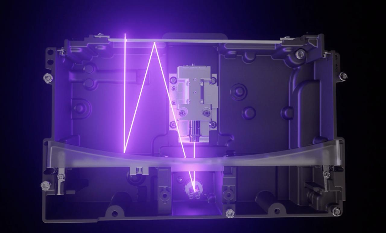 Formlabs Form 3 LFS laser Ramico Torino