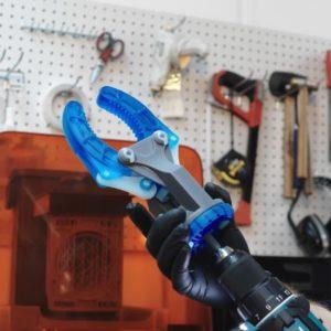 Formlabs pinza robot Ramico Torino