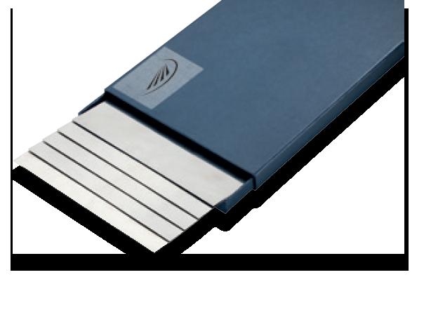 Helios Preisser 0613 Fogli di spessore dichiarato di precisione acciaio inox 150x500 Ramico Strumenti Misura