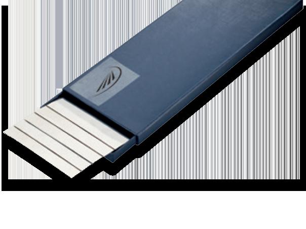 Helios Preisser 0613 Fogli di spessore dichiarato di precisione acciaio inox Ramico Strumenti Misura