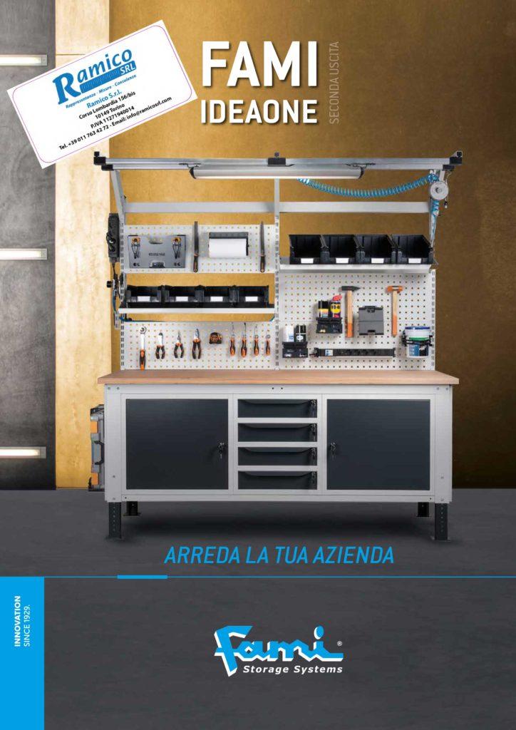 Promo FAMI Arredamenti Industriali Ramico Torino