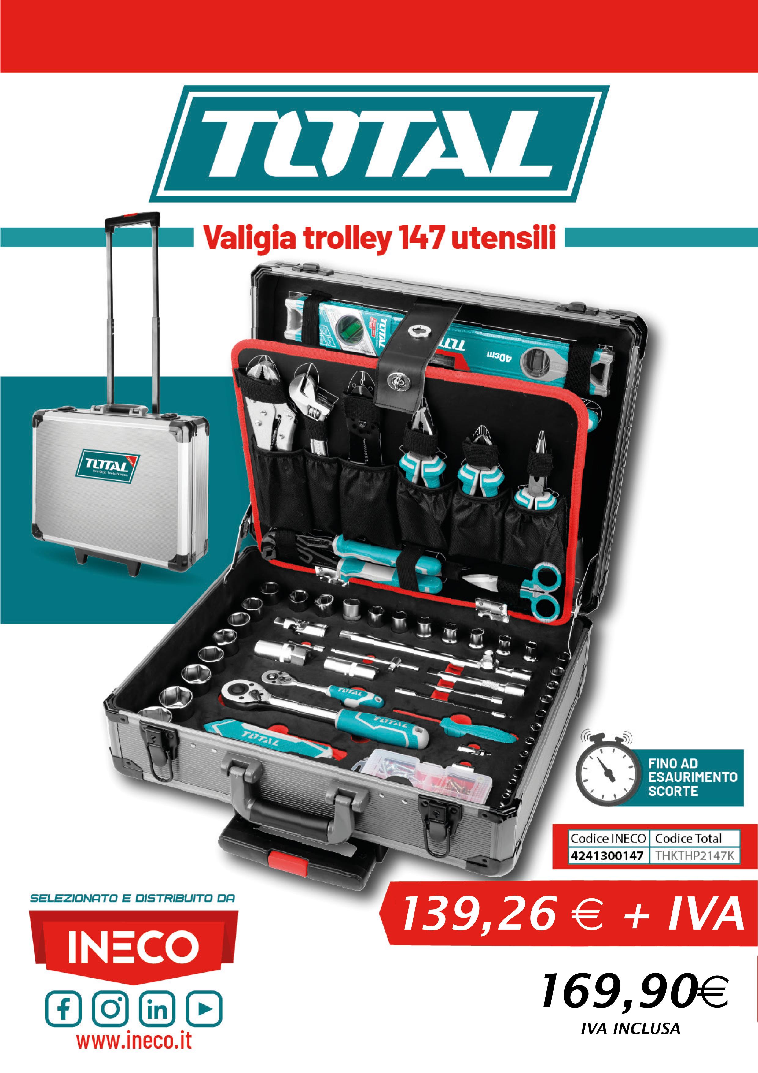 Promo_Total_Ineco_Trolley_Utensili_Ramico_Strumenti_di_Misura_Torino