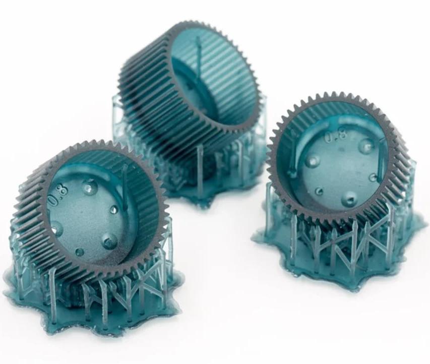 formlabs tough resina Form 3 Ramico Torino Stampa 3D